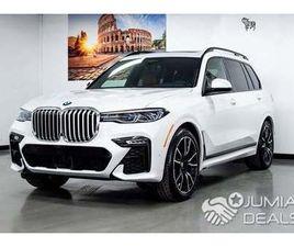 BMW X7 2019   COCODY   JUMIA DEALS