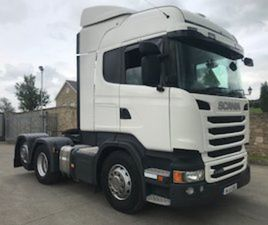 2014 SCANIA R440 6X2 REAR LIFT HIGHLINE FOR SALE IN ARMAGH FOR € ON DONEDEAL