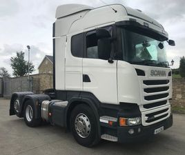 2014 SCANIA R440 6X2 REAR LIFT HIGHLINE FOR SALE IN ARMAGH FOR €UNDEFINED ON DONEDEAL