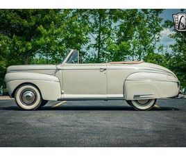 1941 FORD SUPER DELUXE COUPE CONVERTIBLE