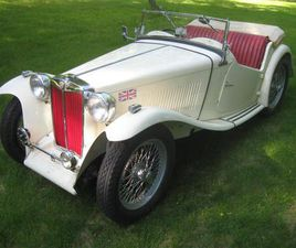 FOR SALE: 1948 MG TC IN STRATFORD, CONNECTICUT