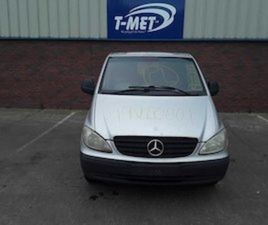 MERCEDES-BENZ VITO, 2005 BREAKING FOR PARTS FOR SALE IN TYRONE FOR € ON DONEDEAL