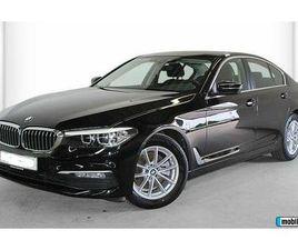 BMW 520 520D LIMOUSINE, 2018Г