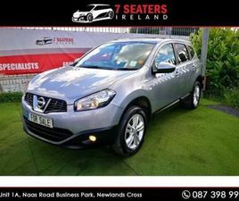 NISSAN QASHQAI +2 CLICK COLLECT OR DELIVERY N-TE FOR SALE IN DUBLIN FOR €10,900 ON DONEDEA