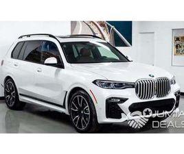 BMW X7 2019 X7 XDRIVE 40I SPORT   COCODY   JUMIA DEALS