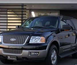 LEFT HAND DRIVE FORD EXPEDITION 4X4 EDDIE BAUER AUTO LHD