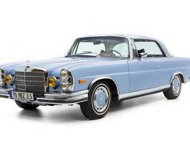 1970 MERCEDES-BENZ 280SE 3.5 COUPE