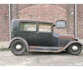 FORD MODEL A, 1929, 2 DOOR SEDAN, HOT ROD