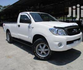 NEW TOYOTA HILUX 2012 2.7 VVT-I 4X4 SRX WHITE
