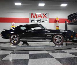 1970 PONTIAC GTO 2-DOOR COUPE