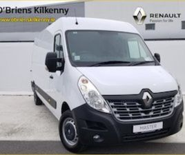 RENAULT MASTER LM35 BUSINESS 2.3 DCI 130 BHP FWD FOR SALE IN KILKENNY FOR €21382 ON DONEDE