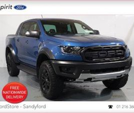 FORD RANGER RAPTOR 2.0 BI-TURBO 213 BHP FOR SALE IN DUBLIN FOR €51950 ON DONEDEAL