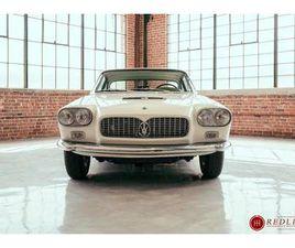 1961 MASERATI SEBRING 3500 GT I SEBRING PROTOTYPE