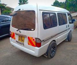 2008 NISSAN VANETTE KCB 1800CC AUTO PETROL 11 SEATER