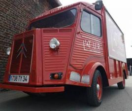 FOOD TRUCK HY CITROEN