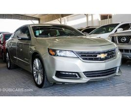 CHEVROLET IMPALA LTZ FOR SALE: AED 42,000