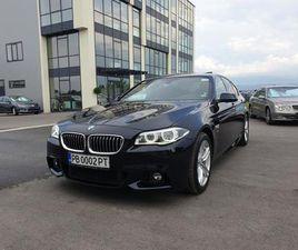 BMW 520 D X-DRIVE M-PAKET FACE LIFT В АВТОМОБИЛИ И ДЖИПОВЕ В ГР. ПЛОВДИВ - ID26006913 — BA