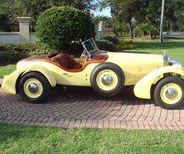 FOR SALE: 1950 BENTLEY ROADSTER IN ORLANDO, FLORIDA