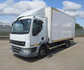 DAF 45/180 2011 12TON 18F MEAT RAILER FOR SALE IN DOWN FOR €1 ON DONEDEAL