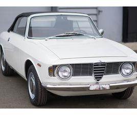 1966 ALFA ROMEO GTC - GIULIA