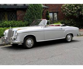 1960 MERCEDES-BENZ 220SE CABRIOLET - FABULOUS! SEE VIDEO