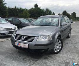 VW PASSAT 1.9TDI 131К.С. ПЕРФЕКТНА ЛИЗИНГ, 2004Г