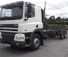 DAF-85-CF-CHASSIS-CAB FOR SALE IN OFFALY FOR €1 ON DONEDEAL