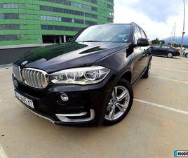 BMW X5 4.0D, 2014Г