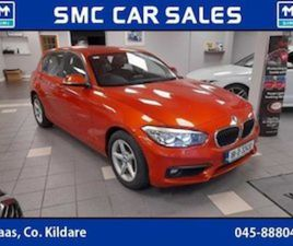 BMW 1 SERIES 1.5 116D SE AUTO FOR SALE IN KILDARE FOR €21950 ON DONEDEAL