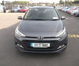 HYUNDAI I20 PETROL CLASSIC 5DR FOR SALE IN LIMERICK FOR €13950 ON DONEDEAL