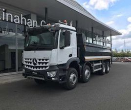 NEW MERCEDES AROCS 3240 8 X 4 TIPPER FOR SALE IN WESTMEATH FOR € ON DONEDEAL