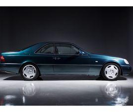 1998 MERCEDES-BENZ CL - MERCEDES CL 500 W140 FINAL EDITION.