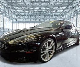 BLACK COLOR 2010 ASTON MARTIN DBS VOLANTE FOR SALE IN MIDDLETOWN, RI 02842. VIN IS SCFFDCC