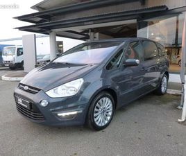 FORD S-MAX 1.6 TDCI 115 S&S FAP BUSINESS NA...