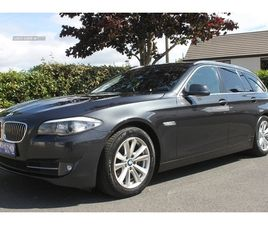 >2011 BMW 5 SERIES 520D SE 5DR STEP AUTO - EXCEPTIONAL CONDITION