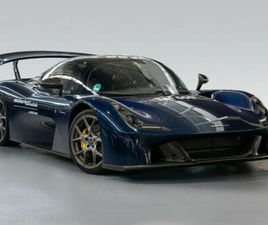 ANDERE DALLARA STRADALE, HOME OF SPEED BY DÖRR GROUP