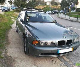 BMW SÉRIE 5 520 D TOURING