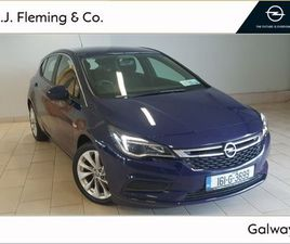 OPEL ASTRA SC 1.6CDTI 110PS 5DR FOR SALE IN GALWAY FOR €10,455 ON DONEDEAL