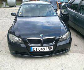БМВ КОМБИ 320Д BMW 320 2.0TD 177 К.С. КОМБИ ДИЗЕЛ 2007 ГОД. 242000 КМ РЪЧНА | АВТОМОБИЛИ,