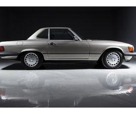 560 SL W107 OF 1988