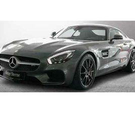 MERCEDES-BENZ AMG GT S PERF. ABGAS