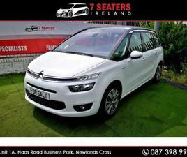 CITROEN GRAND C4 PICASSO SOLD EXCLUSIVE LOW MILE FOR SALE IN DUBLIN FOR €13,900 ON DONEDEA