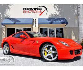 FOR SALE: 2008 FERRARI 599 GTB IN WEST PALM BEACH, FLORIDA