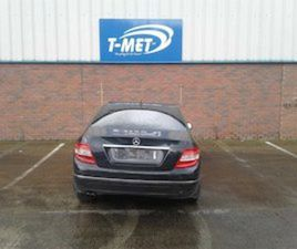 MERCEDES-BENZ C-CLASS, 2008 BREAKING FOR PARTS FOR SALE IN TYRONE FOR € ON DONEDEAL
