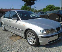 BMW 320 2.0D-FACЕLIFT-6 СКОРОСТИ В АВТОМОБИЛИ И ДЖИПОВЕ В ГР. ТЪРГОВИЩЕ - ID26223228 — BAZ