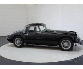 1957 MG A MGA 1500 COUPE 1957 TOP CONDITION