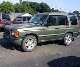2001 LAND ROVER DISCOVERY SE