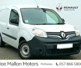 RENAULT KANGOO ML19 ENERGY DCI 75 BUSI - PRICE EX FOR SALE IN LAOIS FOR €11500 ON DONEDEAL
