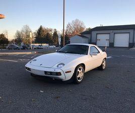 1982 PORSCHE 928 S