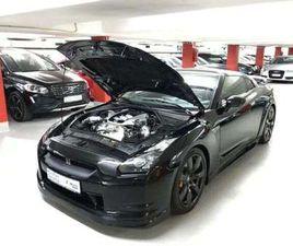 NISSAN GT-R BLACK CARBON EDITION R35 VOLLAUSSTATTUNG